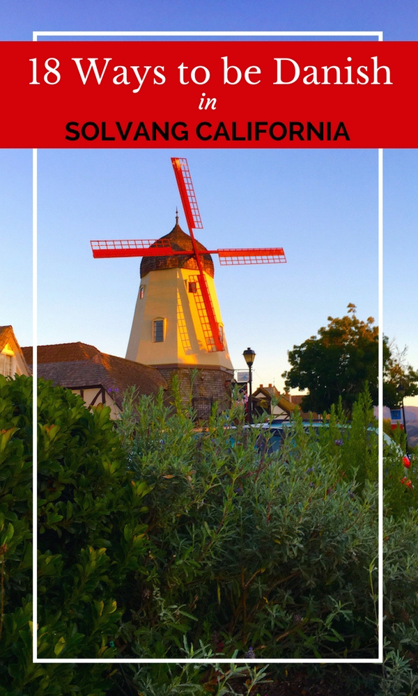 Hop abroad an Amtrak train for a Danish hamlet, minutes from Santa Barbara, with a rich wine country and lots of things to do with kids in Solvang.