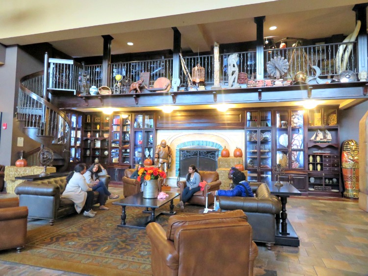 Camelback Lodge is a special needs friendly resort in the Poconos. Choose off peak times to check in to avoid crowds.