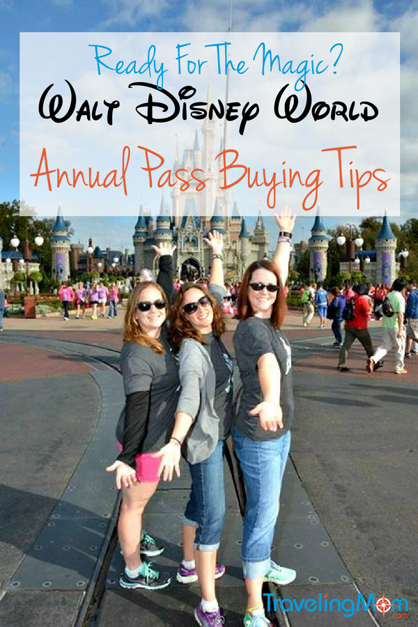 Thinking of purchasing a Walt Disney World Annual Pass? All magic comes with a price, so here are three questions to ask yourself before you make that commitment. Check out these Walt Disney World Annual Pass Buying Tips!