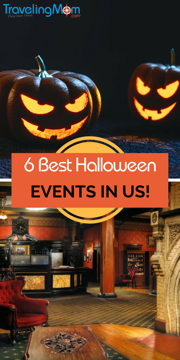 Halloween Events in the US
