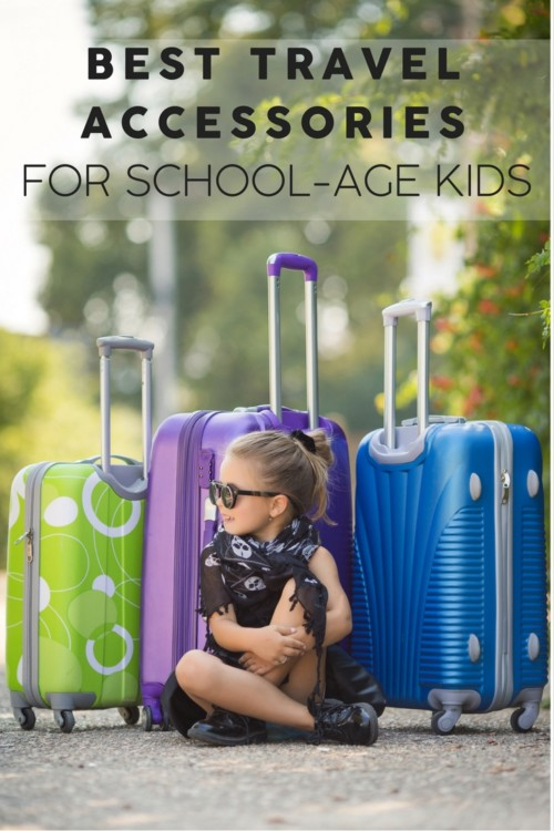 What are the best travel accessories for school-age kids and tweens? Check out TravelingMom's top recommendations for carryons, gadgets, entertainment, and more ... chosen just for kids!