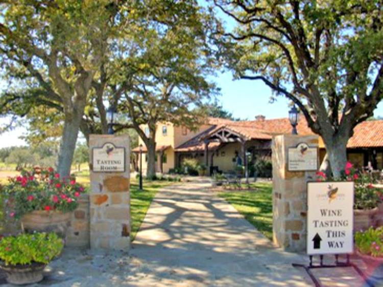 If you're heading to the Texas Hill Country wineries, put Grape Creek on your list