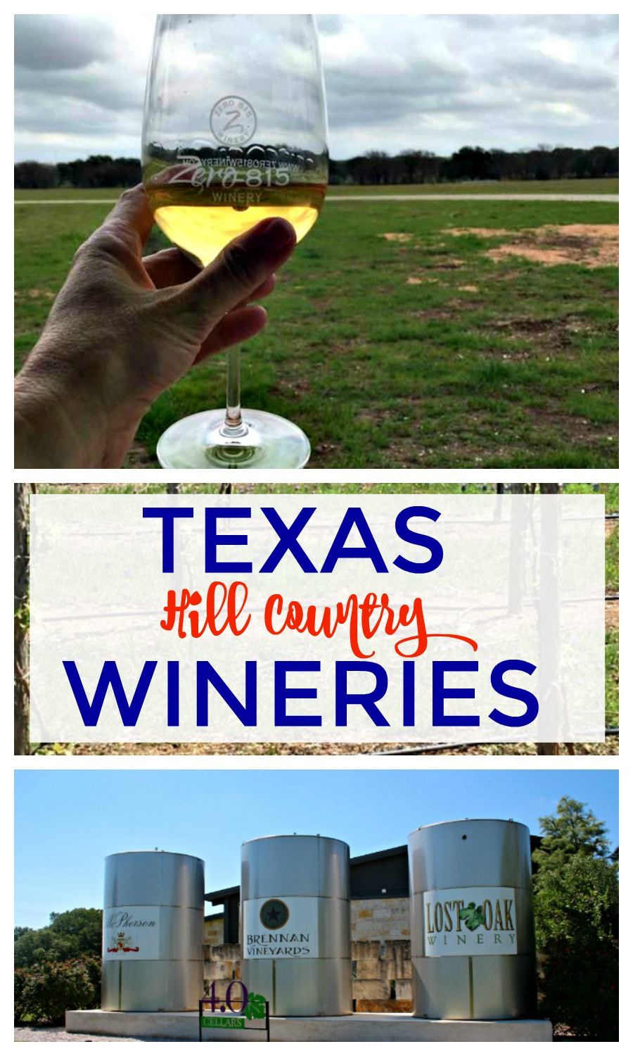 Traveling to the Texas Hill Country and want kid-free fun? Check out the Texas Hill Country Wineries. Perfect for a romantic weekend or a girlfriend's getaway!