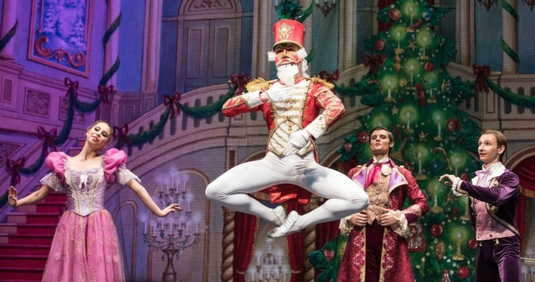 Where to see the Nutcracker in the US? Try seeing the Moscow Ballet's touring version in more than 42 states.