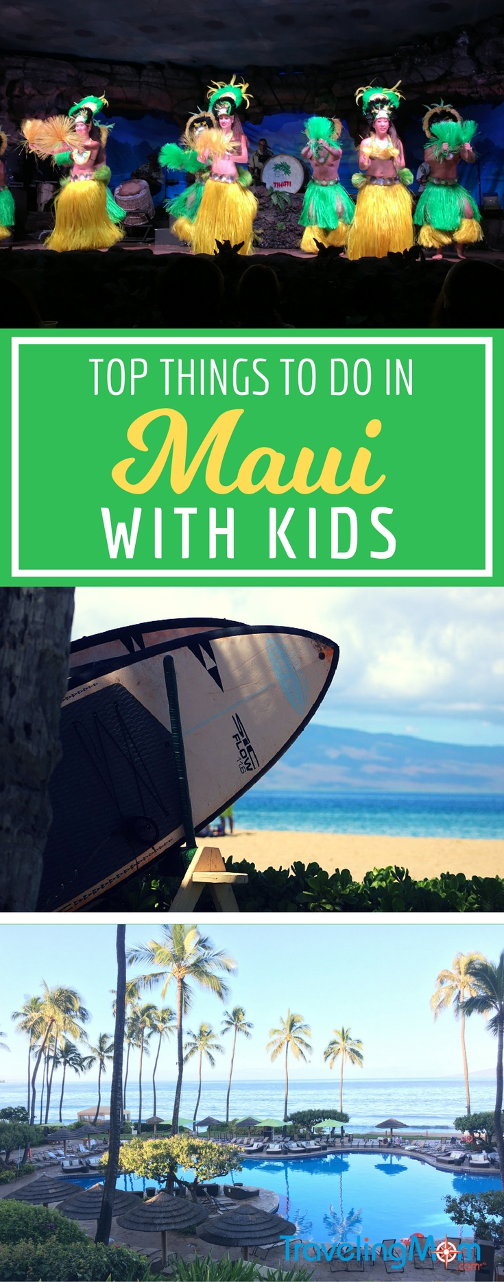 When planning a family vacation to Maui, Hawaii, don't miss out on these top 9 things to do on Maui with kids!