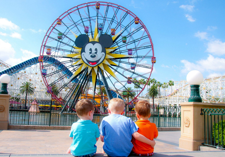 Disneyland with toddlers can be magical with these Disneyland tips and tricks