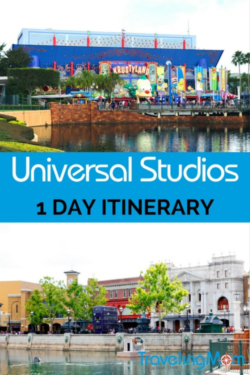 Want to visit Universal Studios, but don't have a lot of time? We've got you covered. Read our best tips for how to spend 1 day at Universal Studios. Our tips will help you maximize your time and fun!