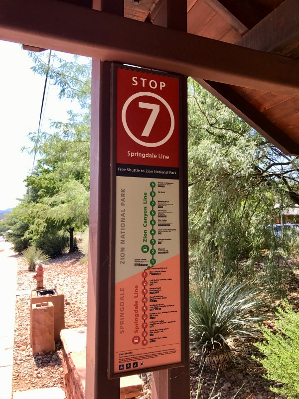Transportation tips for the first time guide to zion national park