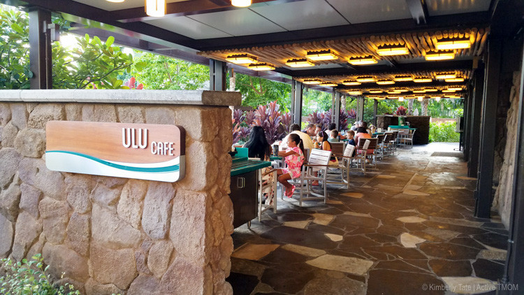 Dining At The Ulu Cafe Quick Service Restaurant Aulani Photo Credit Kimberly Tate Active Travelingmom