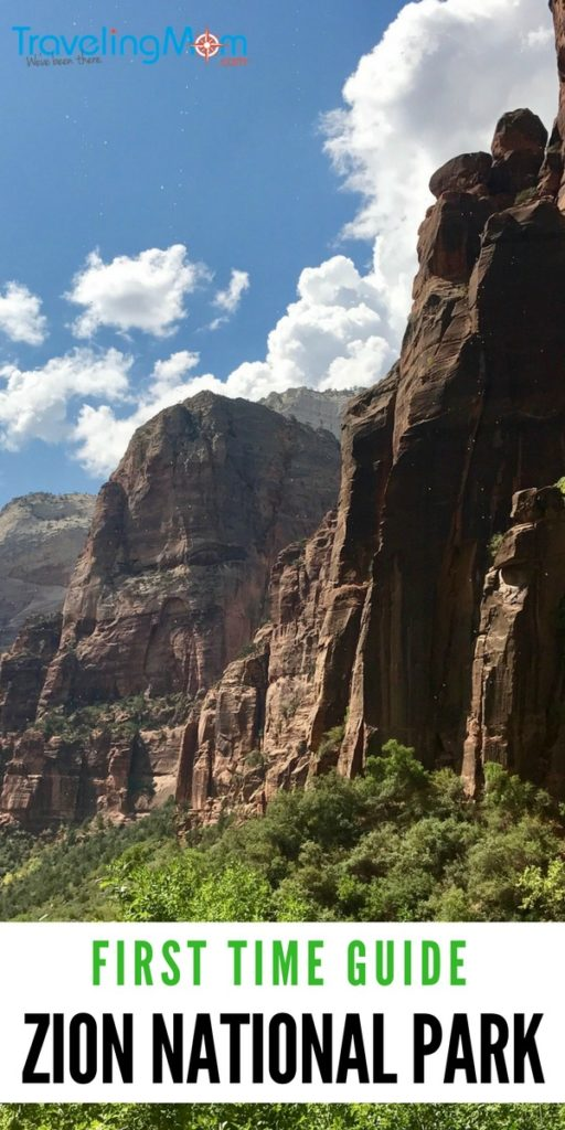 First time guide for Zion National Parks. Lots of tips for your first time visiting the stunning National Park.