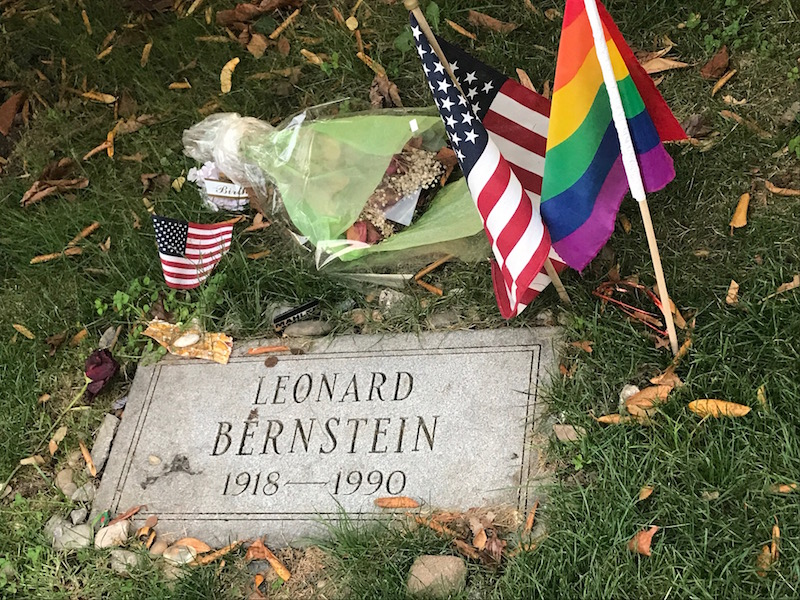Have you visited the grave of Leonard Bernstein? It's free in NYC.