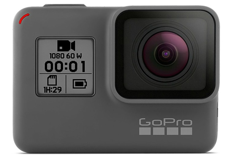 Travel gifts for men: GoPro