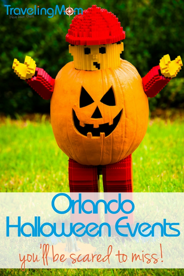 Halloween Orlando events include tons of fun! Halloween events in Orlando can be spooky or silly. You can find something right for your family. There are tons of things to do in Orlando in October!