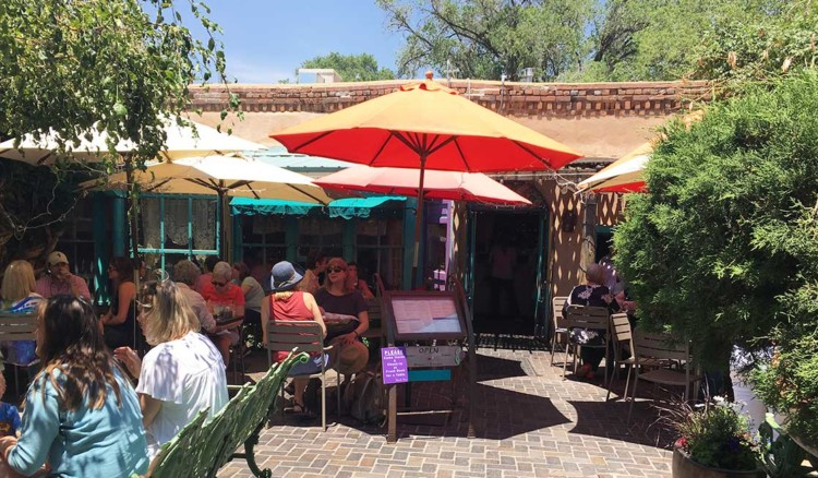 Kids are sure to love the flavors of native chocolate and savory tortillas at the numerous kid friendly restaurants in Santa Fe., New Mexico