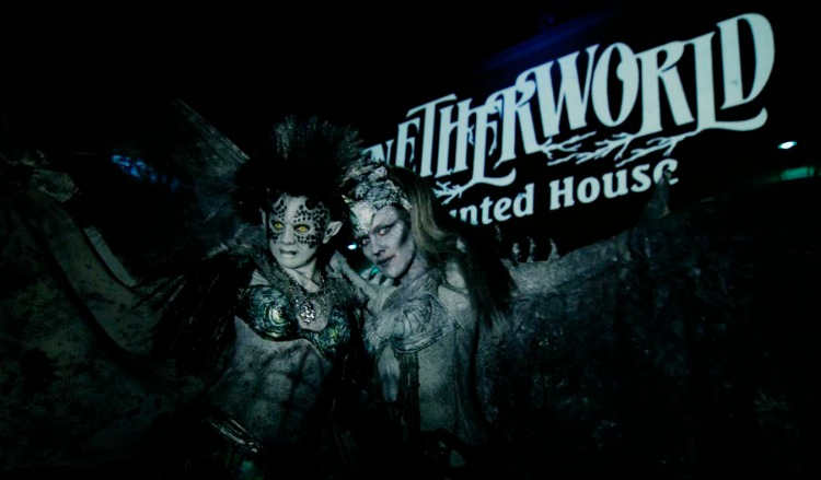 Netherworld is must see of all those on the list as Halloween Events in the US.