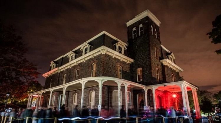 Halloween Events in the US are popping up everywhere!