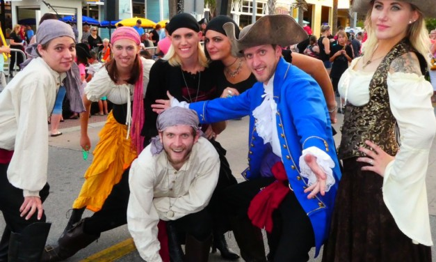 Add a Little Swashbuckling to Your Family Beach Vacation at Panama City Beach Florida