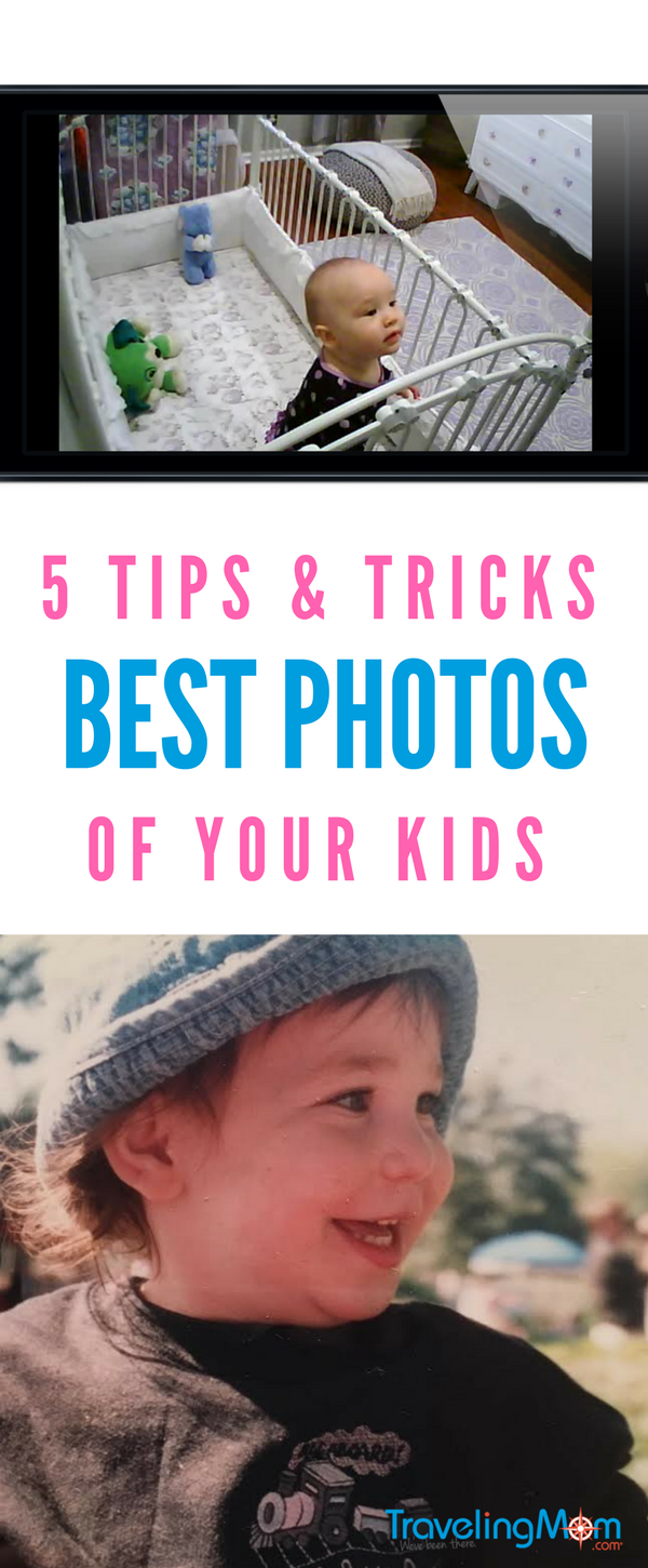 Take great pics of your kids using our simple tips and tricks!
