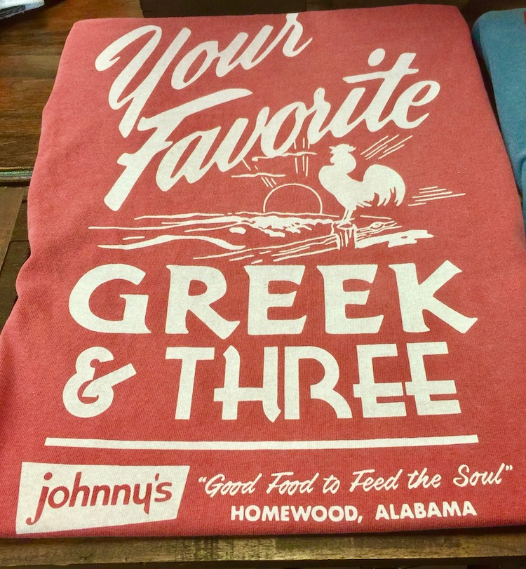 """Things to do in Birmingham, Alabama include fine dining. Greek heritage fuels a newtake on the Southern """"meat and three"""" lunches."""