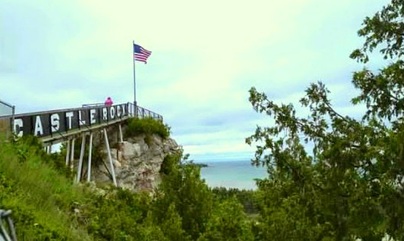 Stop at Castle Rock, for Things to do in upper Michigan | Roadside Attractions