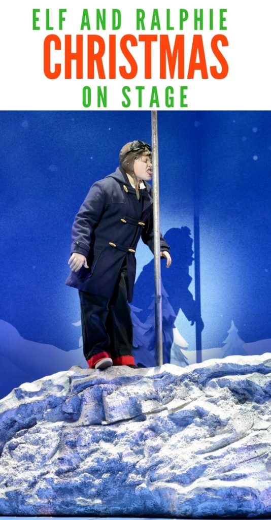 "Gret Christmas movies like ""A Christmas Story"" and ""Elf"" come to life on the stage. Learn why these shows should become part of your family holiday traditions."