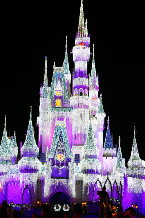 Mickey's Very Merry Christmas Party tips include making time to see A Frozen Holiday Wish.