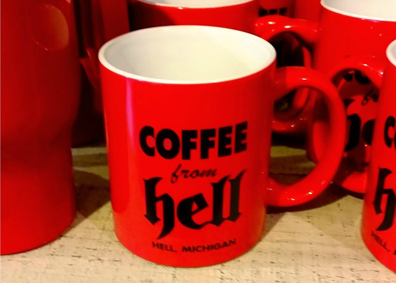 Hell Michigan, yes this is another one of the Free things to do in Michigan | Roadside Attractions