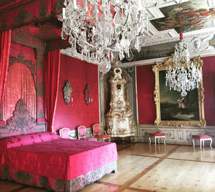 Visiting a palace is one of the things to do in Graz, Austria