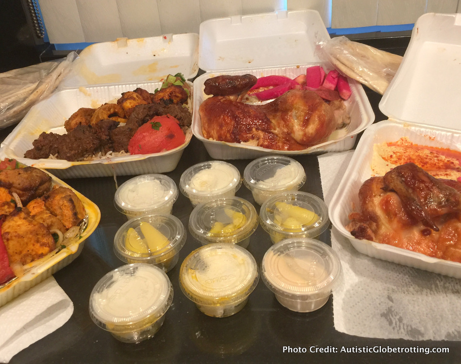 Best Things to Do in Pasadena with Kids includes introducing them to different cuisines such as at Zankou Chicken