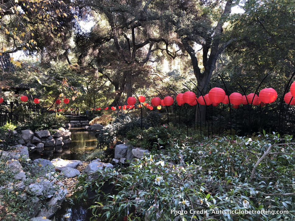Worth a stop is Descanso Gardens as one of the Best Things to Do in Pasadena with Kids japanese garden