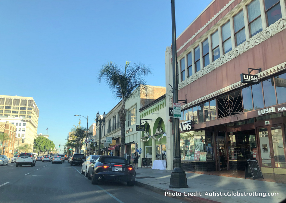 Exploring Old town is one of the Best Things to Do in Pasadena with Kids.