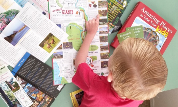 What Happens When Kids Help Plan Vacation