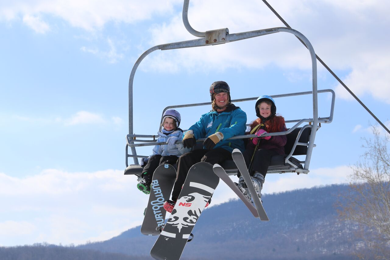 Where Kids Ski Free in 2020-2021: A State By State Guide