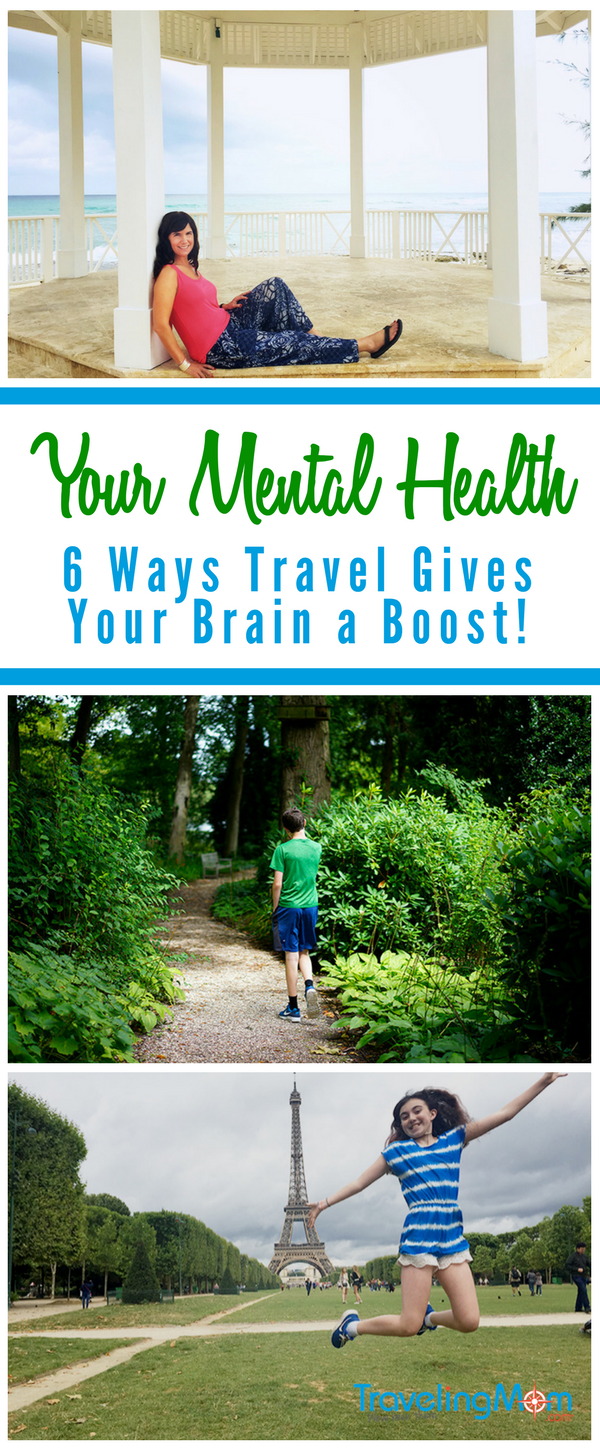 Did you know that travel improves your mental health? From mood to mind boosters, find out more in this informative post.