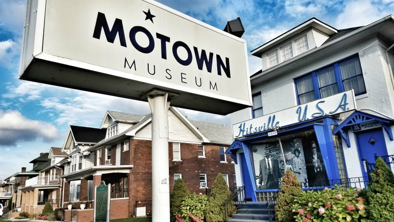 Get down at the Motown Museum Detroit | Things to see in Michigan | Roadside Attractions