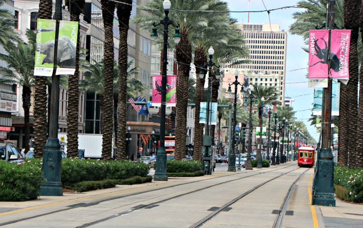 If you're looking to experience New Orleans Beyond Bourbon Street, the cable cars should be part of your transportation plan