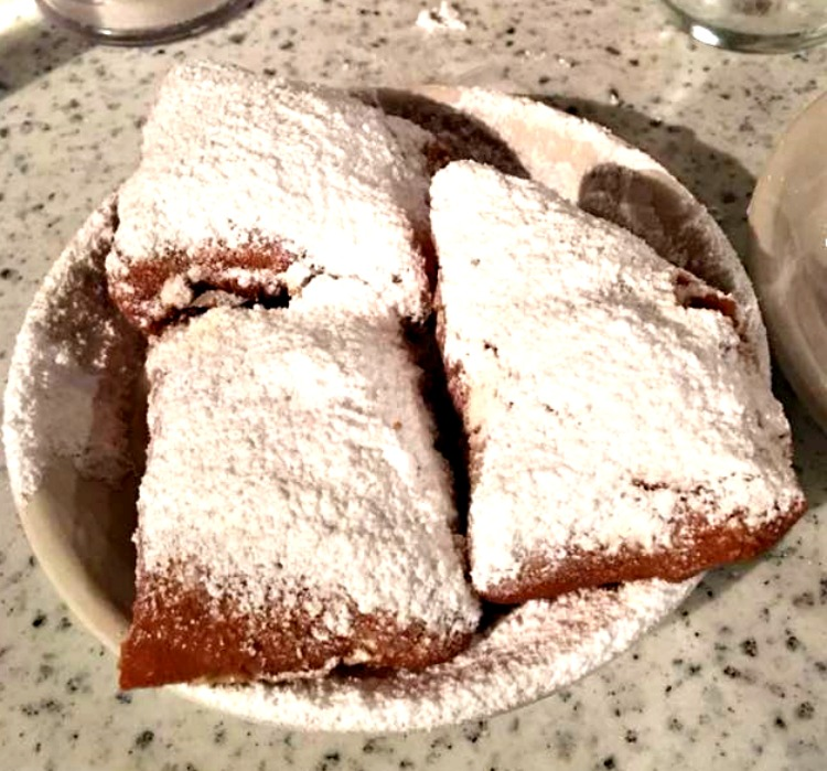 Try the beignets - one of our favorite experiences in New Orleans Beyond Bourbon Street