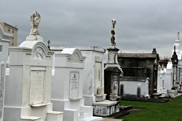"Put ""cemetery tour"" on your list of New Orleans Beyond Bourbon Street things to do and see"