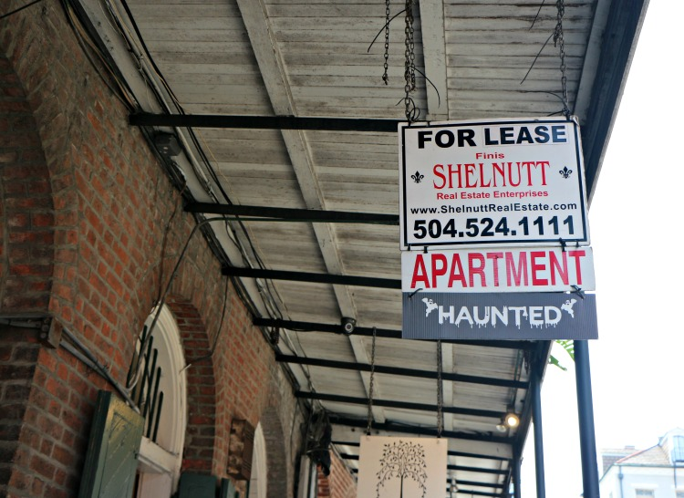 If you're looking to experience New Orleans Beyond Bourbon Street, check out a ghost tour
