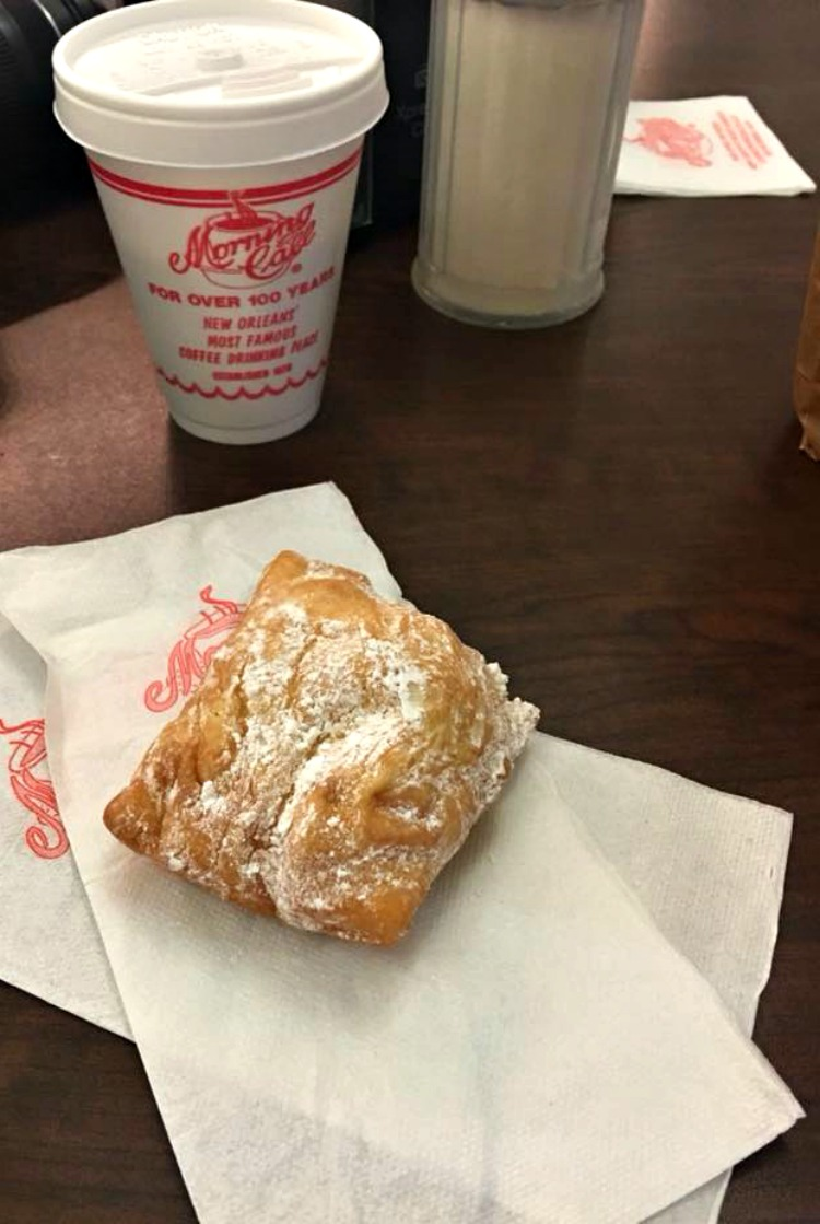 There is a lot to experience in New Orleans Beyond Bourbon Street. Search for your favorite beignets!