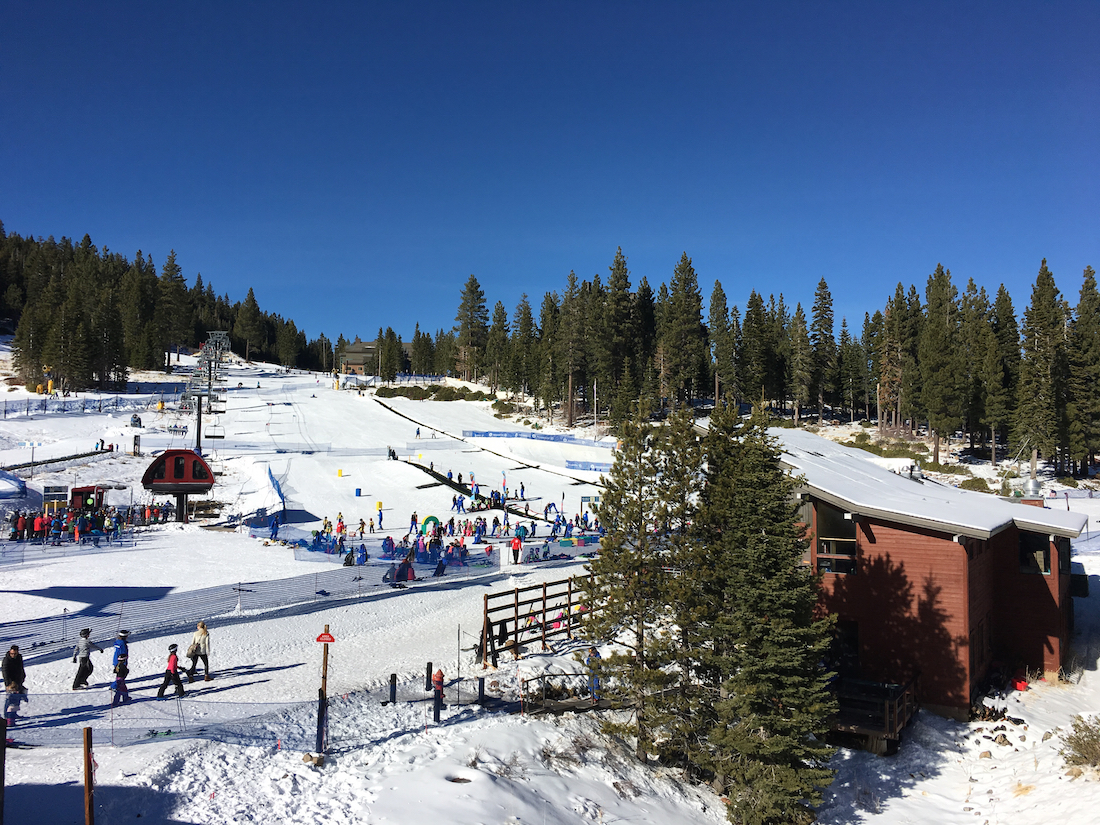 Northstar California is one of the Top Ski Resorts for Kids in Lake Tahoe