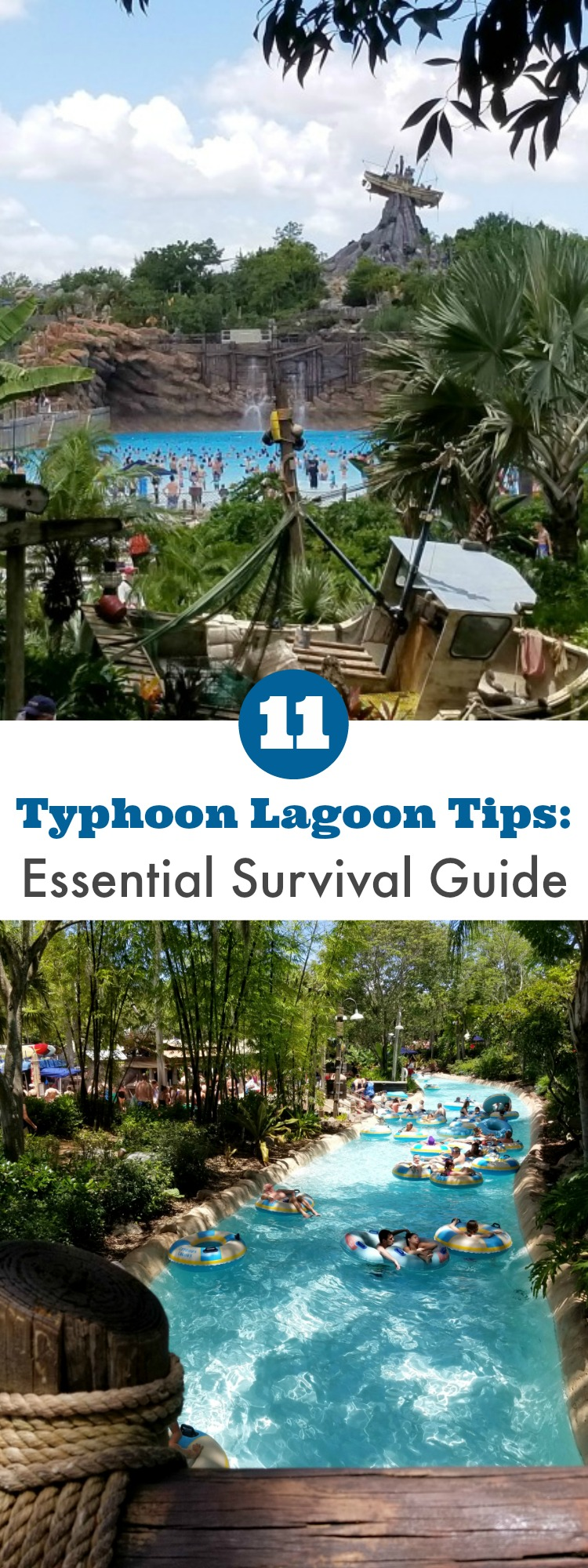 These 11 Typhoon Lagoon tips will help you have an amazing time at Disney's Typhoon Lagoon.