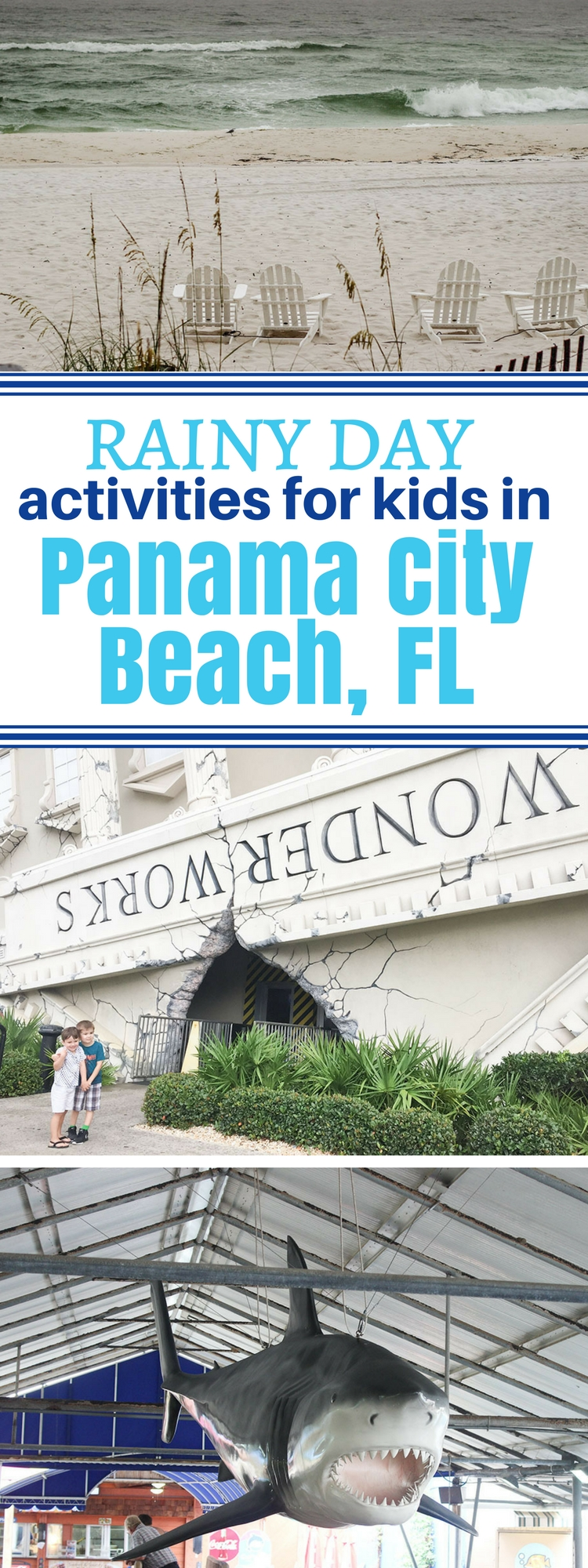 Do you know what to do when it rains on your beach vacation? This Traveling Mom has lots of tips for rainy day activities in Panama City Beach, FL.