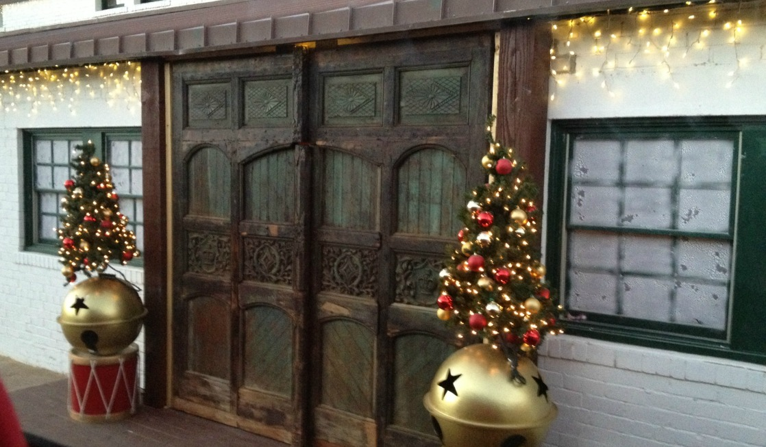 Visiting Santa's Workshop at North Pole Experience in Flagstaff is festive thing to do with kids