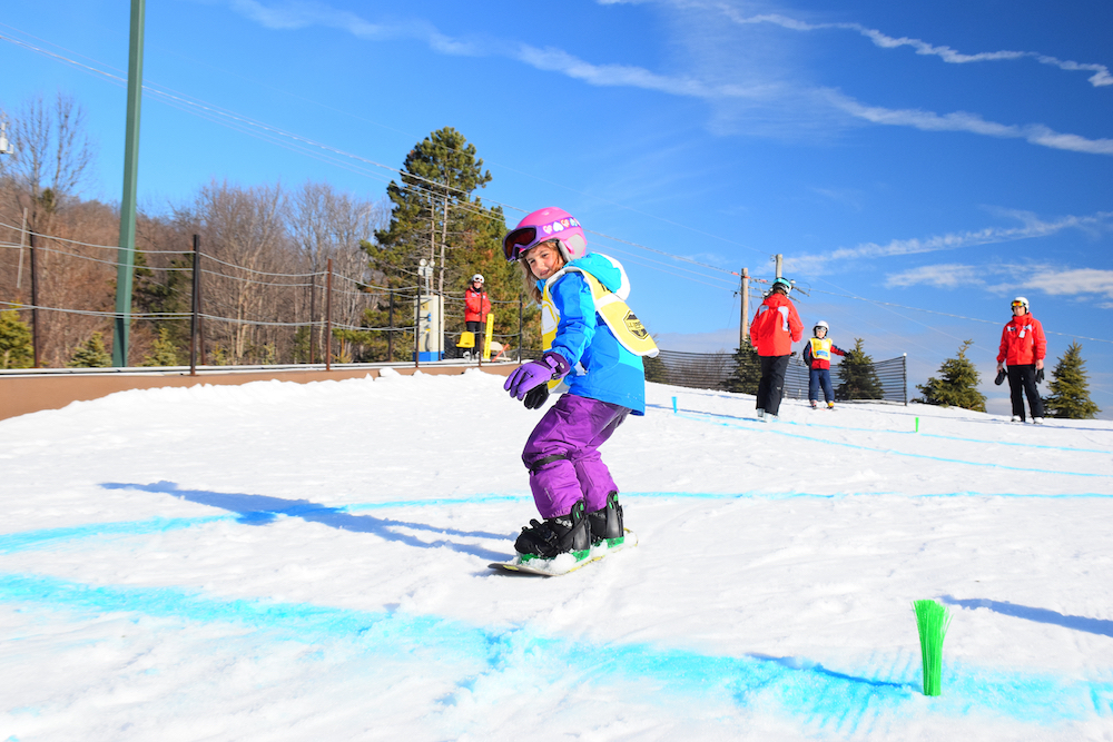 Best Northern California Ski Lessons for Kids