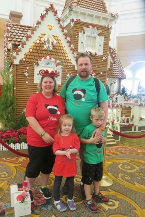 Walt Disney World is a great option for holiday travel with a special needs child.