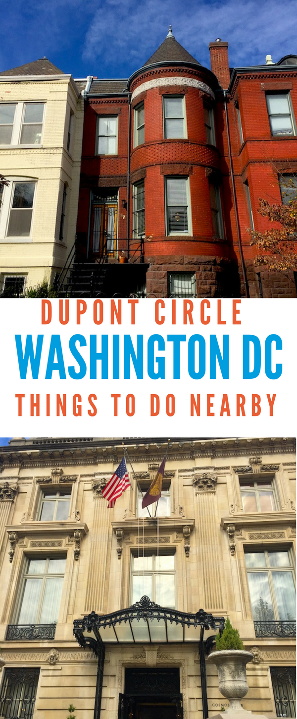 Things to do near Dupont Circle