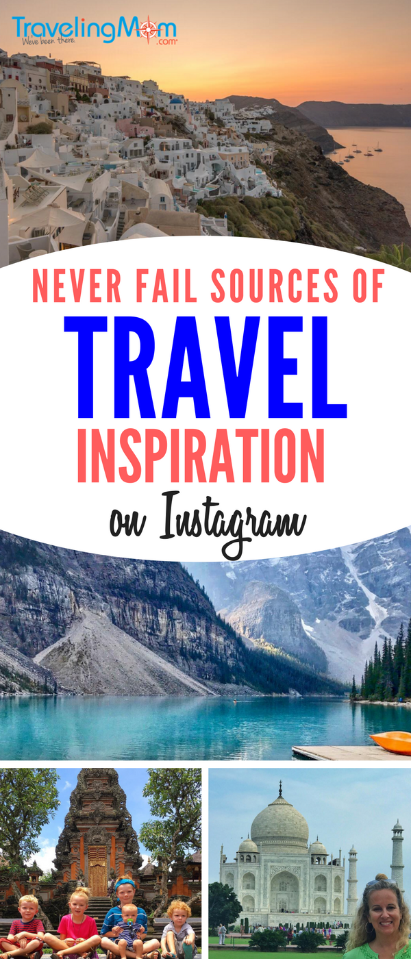 In need of some travel inspiration? Check out these Instagram feeds are 10 great sources to get you off the couch and on the road.