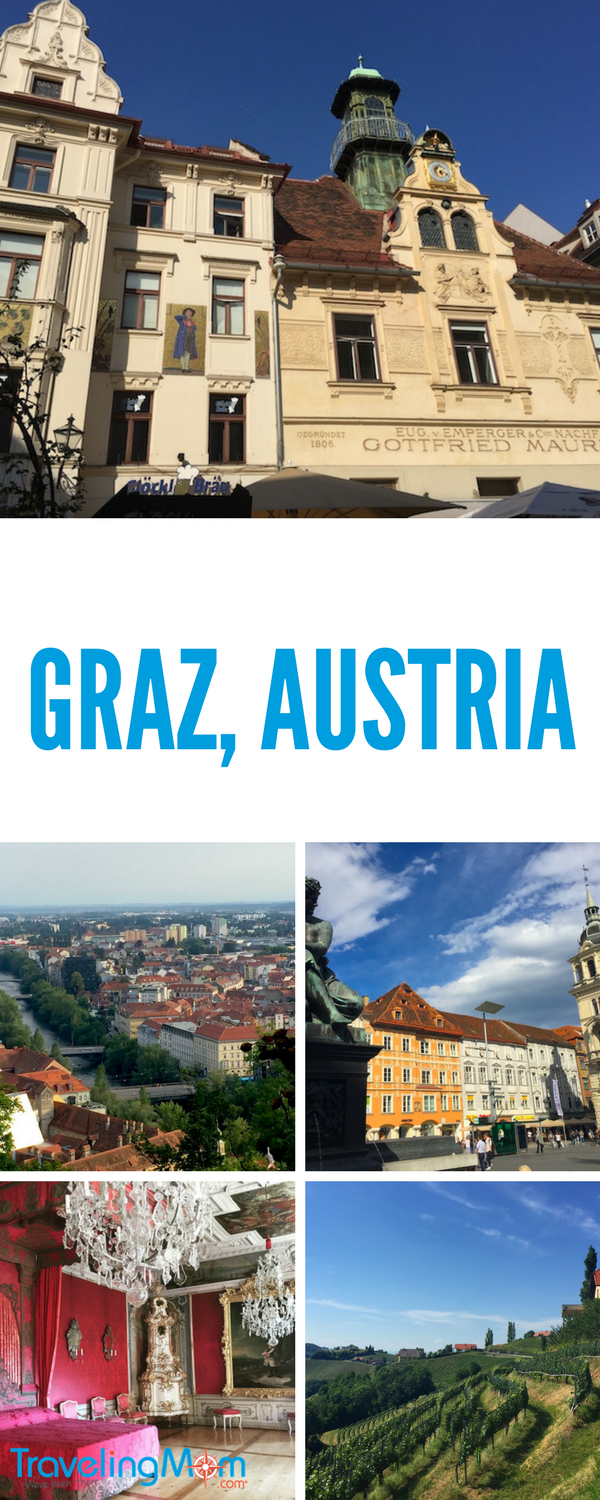 Best things to do in Graz, Austria include a 17th century palace, cafes, wine country, and more.
