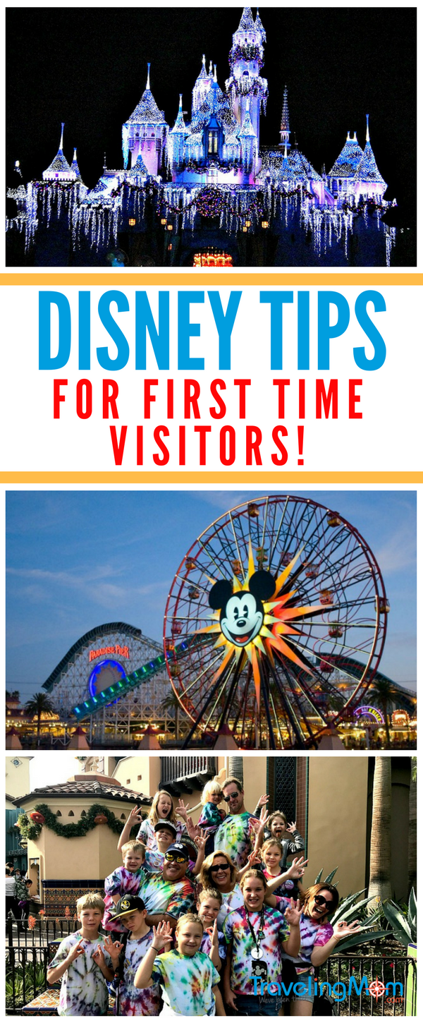 Disneyland Tips for First Time Visitors
